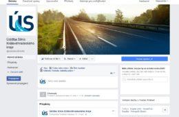 ÚDRŽBA SILNIC Královéhradeckého kraje a.s. na sociální síti
