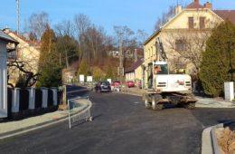 Modernizace silnice č. III/3089 ve Smiřicích