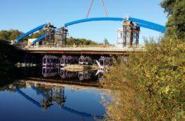 Tisková zpráva – most Svinary