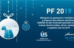 Vánoční přání ředitele společnosti