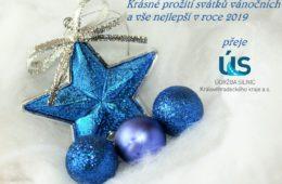 Krásné vánoce a PF 2019