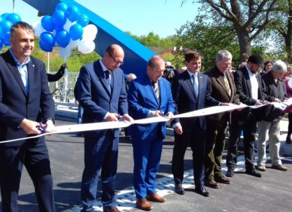 Nový most ve Svinarech otevřen!