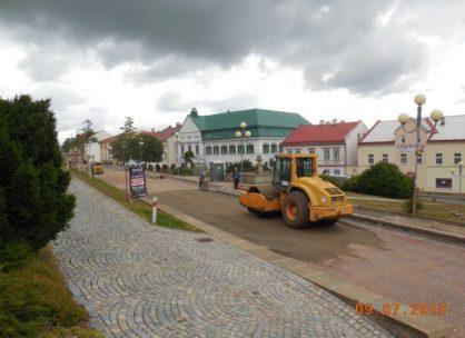 I bývalé hornické město Žacléř se dočká nové silnice